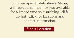 Celebrate Your Love at Mimi's!